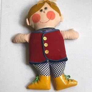 1970 Dapper Dan doll